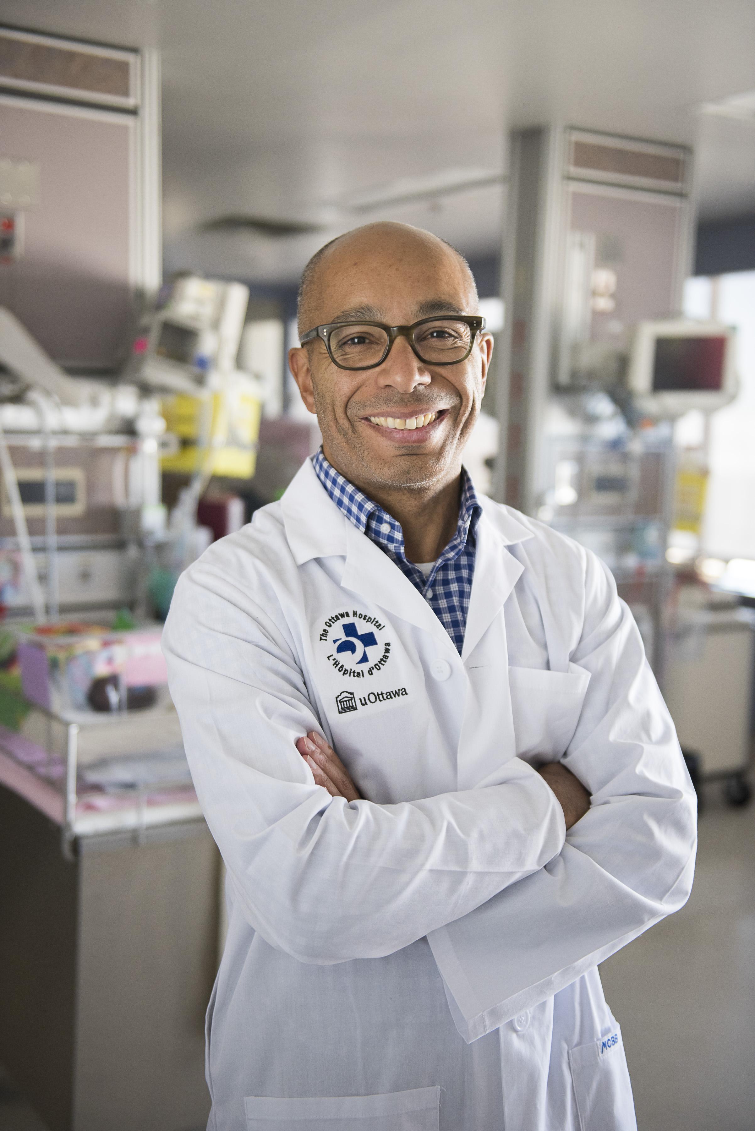 Dr. Bernard Thébaud