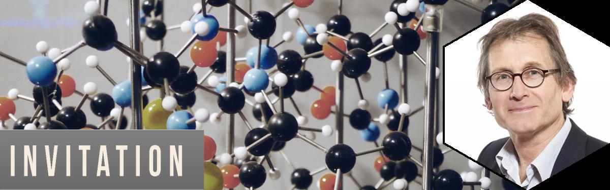 Ben L. Feringa, winner of the 2016 Nobel Prize in Chemistry