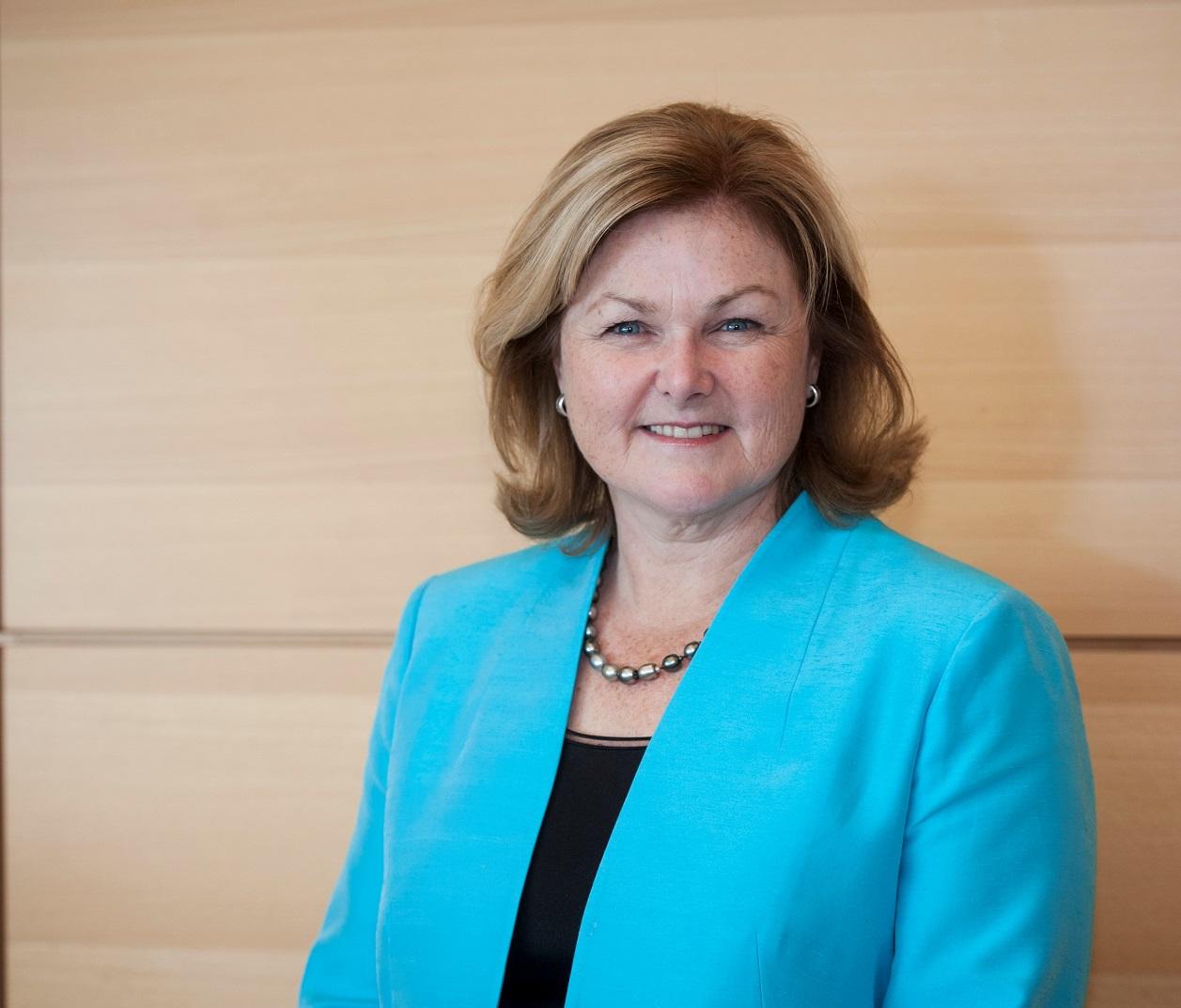 La professeure Barbara Orser