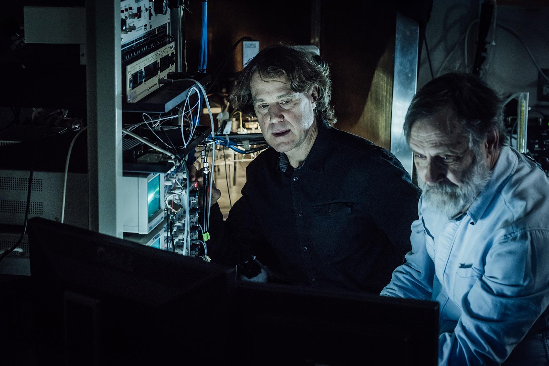 Leonard Maler and André Longtin / Leonard Maler et André Longtin