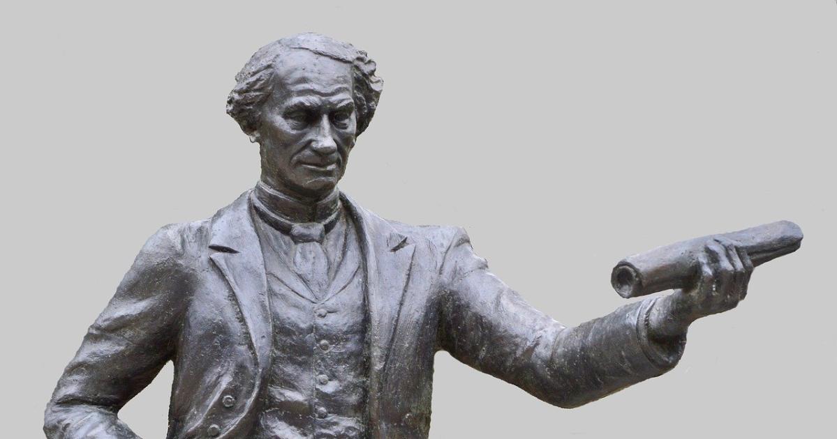 Statue of John A. Macdonald