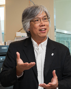 Dr Laurie Chan