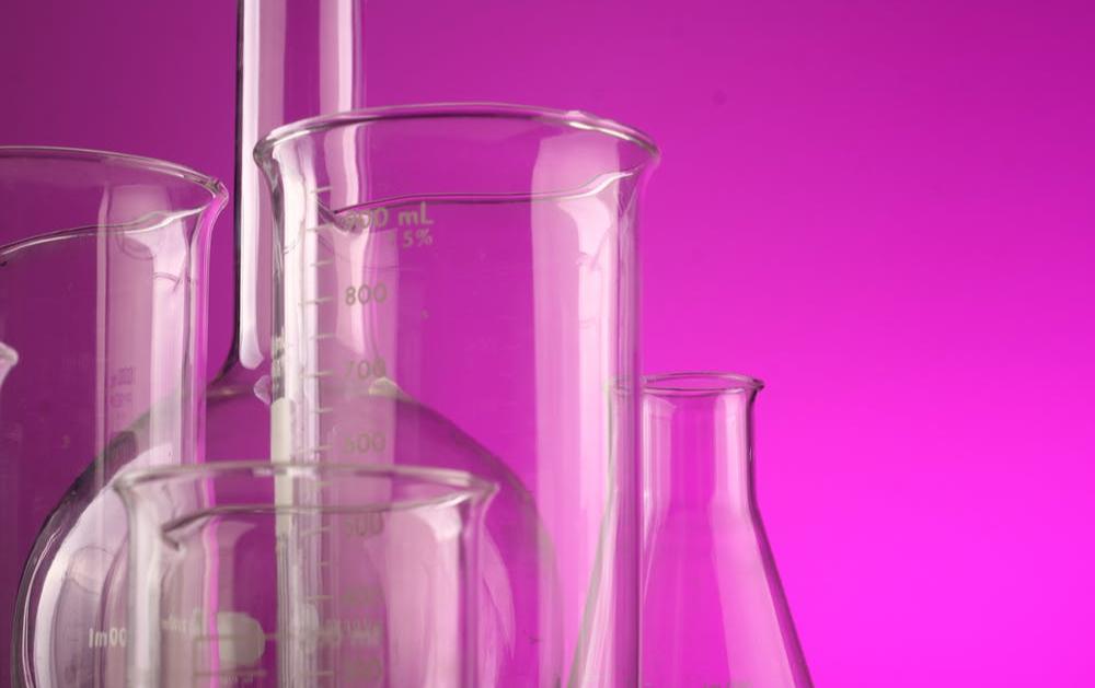 Equipement de laboratoire de chimie