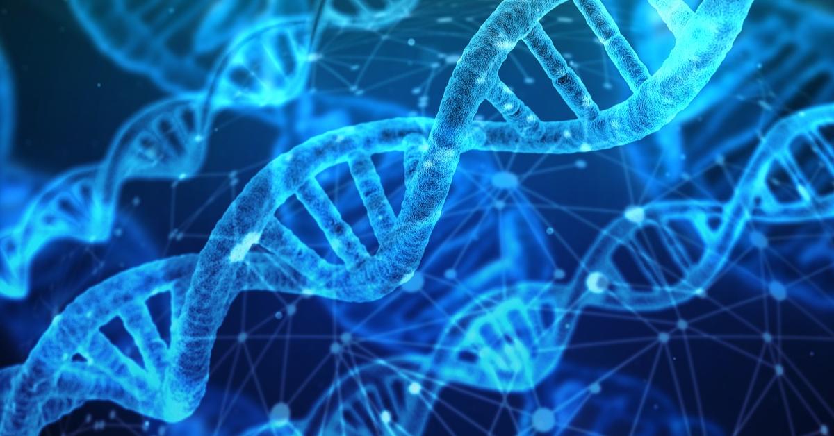 Image d'ADN.