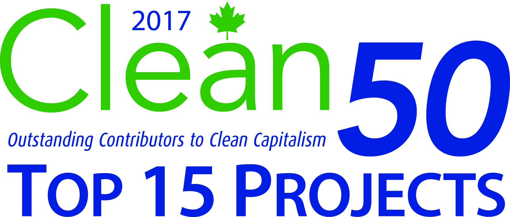 logo Clean50 Top15 logo