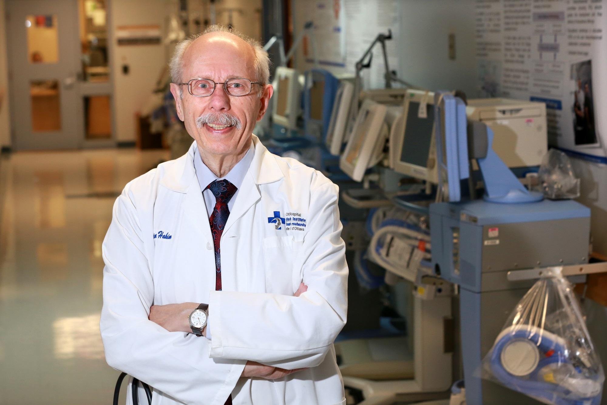 Dr. Antoine Hakim / Le Dr Antoine Hakim