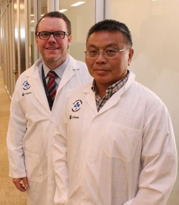 Drs. Mark Walker & Shi Wu Wen