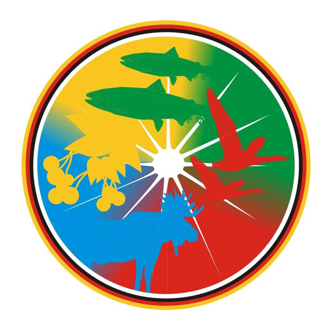 Logo de l'Étude sur l'alimentation, la nutrition et l'environnement chez les Premières Nations