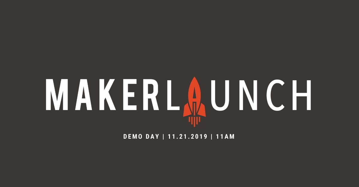 MakerLaunch logo.