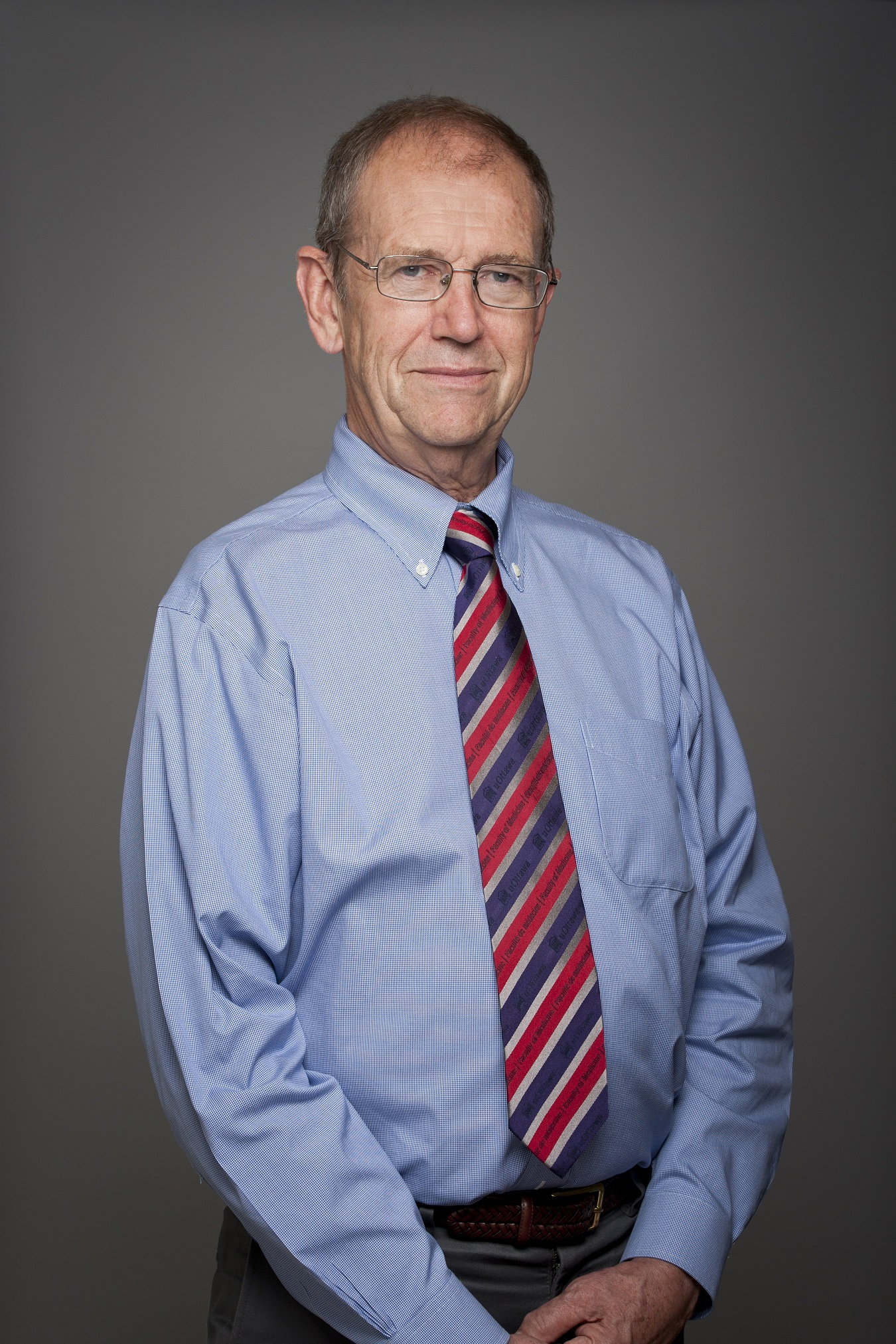 Docteur Tugwell de l'Université d'Ottawa