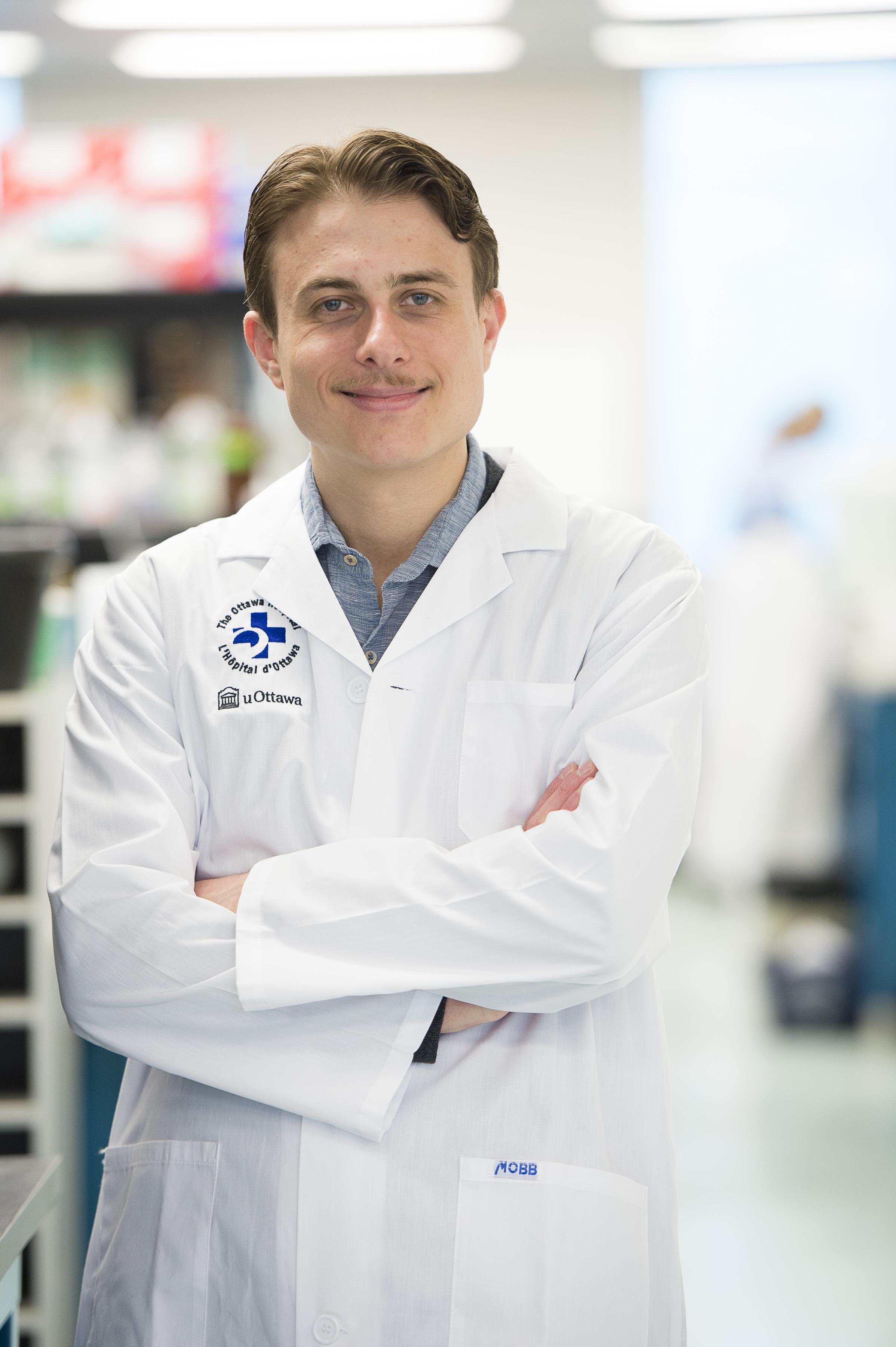 Dr. Michele Ardolino uOttawa