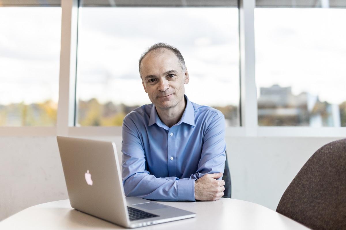 Professor Guy-Vincent Jourdan