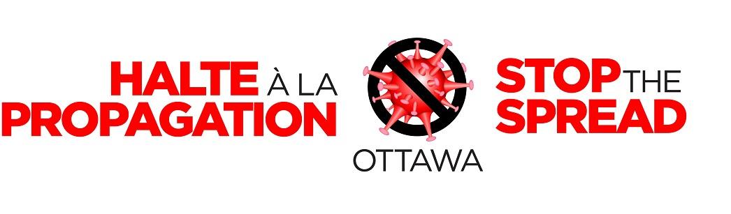 Stop the Spread Ottawa logo