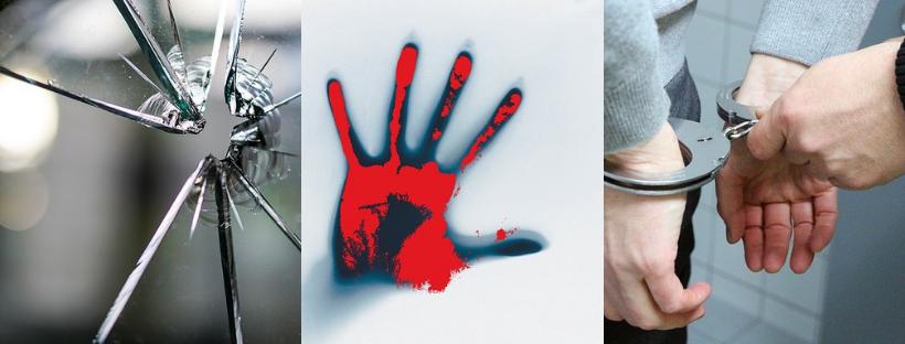 Image représentant des crimes violents